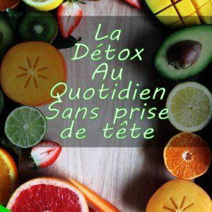 detox au quotidien